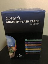 Netter's anatomy flash cards in Camp Pendleton, California
