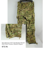 Soft shell cold weather pants in Watertown, New York