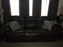 love Seat rocker and couch in Morris, Illinois
