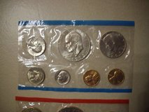 1973 US Mint Uncirculated Coin Set in Ramstein, Germany