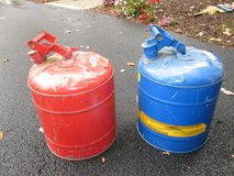 5 GALLON GAS CANS in Plainfield, Illinois