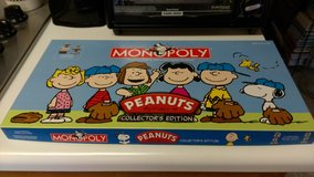 2008 Peanuts Monopoly game in Byron, Georgia