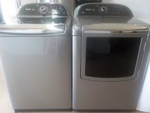 WHIRLPOOL CABRIO PLATINUM WASHER & DRYER in Lumberton, North Carolina