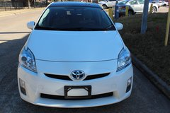 2010 Toyota Prius - One Owner - Solar Panel Sunroof in CyFair, Texas