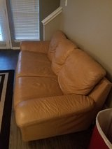 leather couch in Fort Sam Houston, Texas