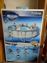 16ft Above Ground pool with Floatie (Never Opened!) in Alamogordo, New Mexico