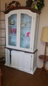 Country Chic China Cabinet in Fort Leonard Wood, Missouri