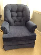 Bedroom size rocking/swivel chair in Naperville, Illinois