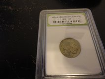 1936 buffalo nickel slabbed interested text 931 218 8243 in Fort Campbell, Kentucky