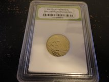 2007 d jefferson nickel slabbed  BU interested text 931 218 8243 in Fort Campbell, Kentucky