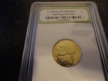 2000 s jefferson nickel slabbed  gem proof  interested text 931 218 8243 in Fort Campbell, Kentucky