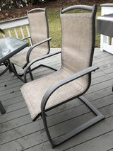 Patio Set - mint condition in Westmont, Illinois