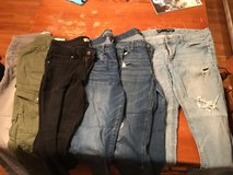 Women's jeans lot in Fort Gordon, Georgia