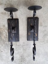 Wall sconce candle decor 1 in Kingwood, Texas