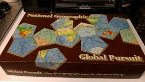 1987 National Geographic game in Warner Robins, Georgia