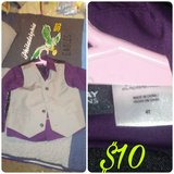 Purple suit in Fort Campbell, Kentucky