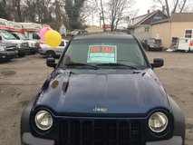 2002 Jeep Liberty Sport 4x4 in Nashville, Tennessee