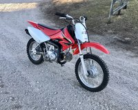 08 Honda CRF 70 in Fort Leonard Wood, Missouri