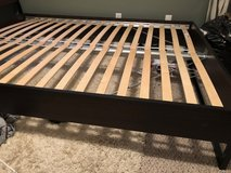 Queen Bed Frame in Tacoma, Washington