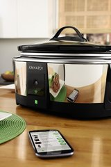 Crock-Pot Wemo Smart Wifi-Enabled Slow Cooker, 6-Quart, Stainless Steel in Oswego, Illinois