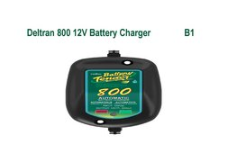 Deltran 800 12V Battery Charger               B1 in Barstow, California