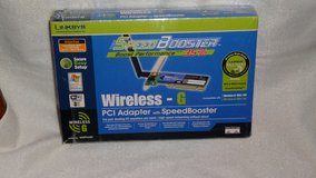 Wireless card for desk top computer - new in box in Okinawa, Japan