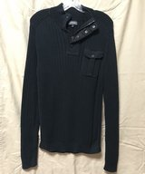Express mens Black Sweater Size M Medium in Okinawa, Japan
