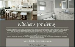 Kitchens-forliving.com in The Woodlands, Texas
