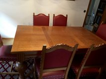 Antique Belgium Dining Table in Stuttgart, GE