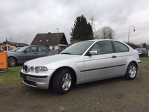 2001 BMW 316 TI,Automatik, New Inspection, 6 Months Warranty in Aviano, IT