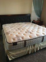 stearns & foster king mattress in Tomball, Texas