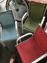 Child's patio chairs in Perry, Georgia