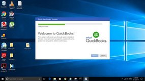 I ntuit Quickbooks Pro 2016 program for sale. Serial and product key included in Savannah, Georgia
