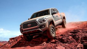 Toyota Tacoma TRD Off-Road in Ramstein, Germany