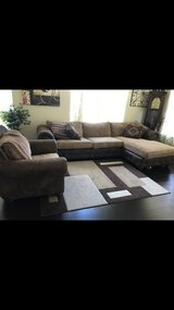 couch and chair in Plainfield, Illinois