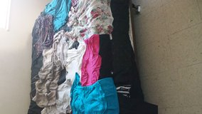 Size large women shirt lot!!!! in DeRidder, Louisiana