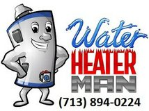 WATER HEATER INSTALL-PLUMBING SERVICES in Bellaire, Texas