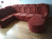 Big couch with sleeping function in Grafenwoehr, GE