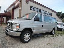 2012 Ford Econoline E150 van- 8 passenger with storage in back in Fort Leonard Wood, Missouri