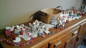 Holiday /Seasonal /Birthday  Wooden Miniature  Display Collection in Glendale Heights, Illinois
