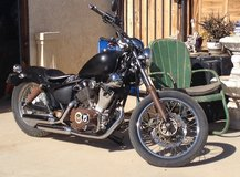 2005 Custom 250 V-Twin in Yucca Valley, California