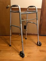 walker  adjustable  with wheels in Fort Campbell, Kentucky
