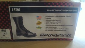 Corcoran Airborne Boots in Fort Irwin, California