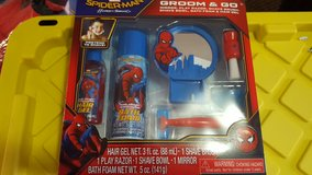 Spiderman Groom and Go in Beaufort, South Carolina