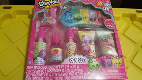 Shopkins Spa Set in Beaufort, South Carolina