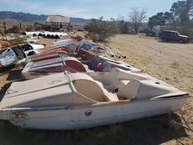 20 Large Rental Pedal Boats for Sale in Yucca Valley, California