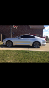 2016 Mustang GT Premium in Fort Campbell, Kentucky