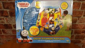 Thomas Train Speedy Steamers Playland NEW in Elgin, Illinois