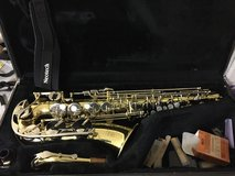 Alto saxophone in Bolingbrook, Illinois