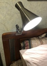 Bed Lamp - Chrome in Morris, Illinois